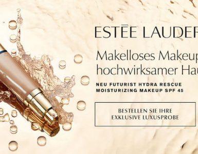 Luxusprobe von Estée Lauder