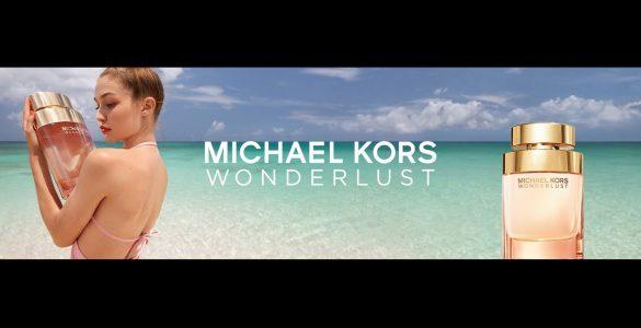 Michael Kors Wonderlust Duftprobe